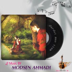 دانلود آهنگ لری دردت من تیام محسن احمدی
